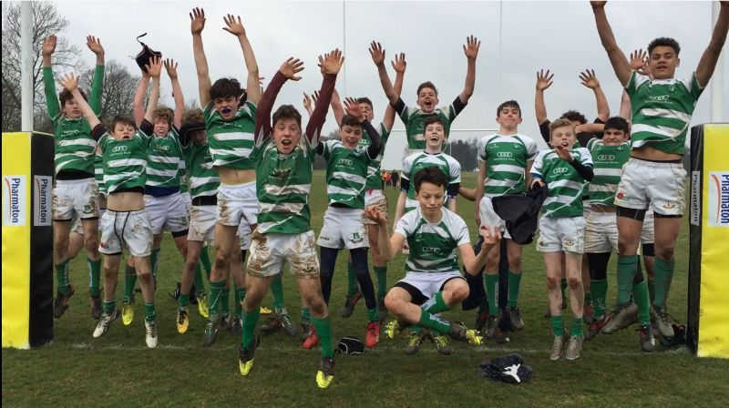 U14s win Cup match v Marlborough