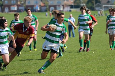U15 host Dartfordians RFC
