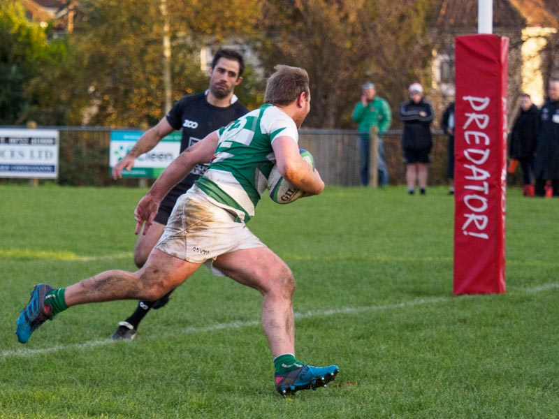 Senior Rugby Saturday 17th March 2018