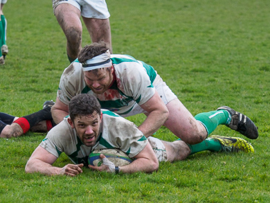 Salisbury 'A' XV Win Dorset and Wilts 3rd XV Cup