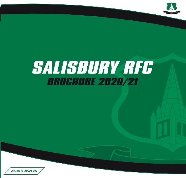 Official Salisbury Rugby Playing Kit